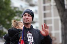 Matt Holliday from WS Parade