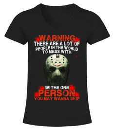 WARING Im The One Person T-Shirt Friday T-shirt