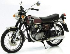 CB 250, 1974-1975