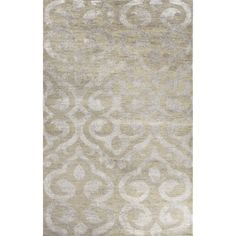 Heritage Collection Arabesque Rug in Feather Gray & Ash by Jaipur