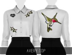 Simpliciaty – Avery Top for The Sims 4 - Modern The Sims 4 Skin, The Sims 4 Pc, Sims 4 Teen, Sims Cc, Sims 4 Mods, Sims 4 Game Mods, The Sims 4 Bebes, Cc Top, The Sims 4 Cabelos