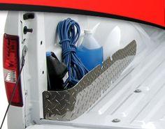 Truck Bed Storage Pockets HD