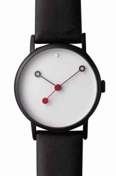 CaoCao watch white.