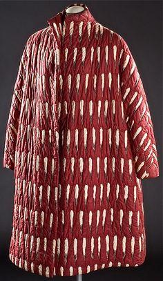 * Coat 1930's - Schiaparelli