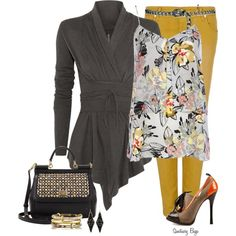 """""""Graceful Fall"""" by sanctuarybaga on Polyvore"""