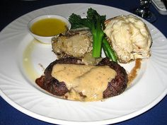 Narcoossee's, surf and turf