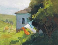 sergei bongart paintings | have inspired and influenced me include such masters as Sergei Bongart ...