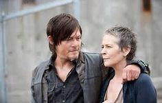 The Walking Dead Daryl and Carol