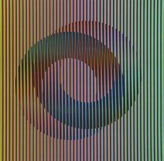 Jueves - Thursday - Carlos  Cruz-Diez prints https://www.printed-editions.com/art-print/carlos--cruz-diez-jueves---thursday-65491