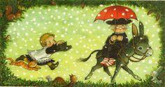 Postal de Nadal Vintage Christmas Cards, Figure Drawing, Retro, Kids Rugs, Christmas Ornaments, Disney Princess, Halloween, Holiday Decor, Disney Characters