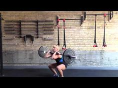 """The Friday Five 23-01-14 – """"The Barbell Bear Complex"""" – by Jen Sinkler 