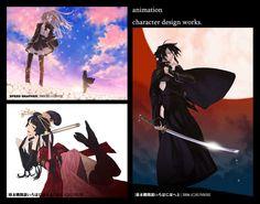 Animation character design by KYMG.deviantart.com on @deviantART