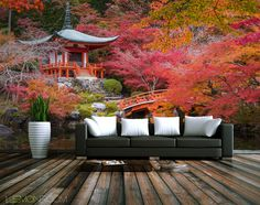 Fototapeta Japońska świątynia