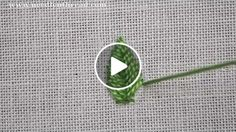 15 Alkaline Foods That Prevent Obesity, Cancer, And Heart Disease - Healthy Secr. Embroidery Leaf, Basic Embroidery Stitches, Hand Embroidery Videos, Hand Embroidery Flowers, Simple Embroidery, Sewing Stitches, Embroidery For Beginners, Hand Embroidery Designs, Embroidery Techniques