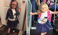 6 Hilariantes fotos de crianças antes e depois do seu primeiro dia da escola >> http://www.tediado.com.br/09/6-hilariantes-fotos-de-criancas-antes-e-depois-do-seu-primeiro-dia-da-escola/