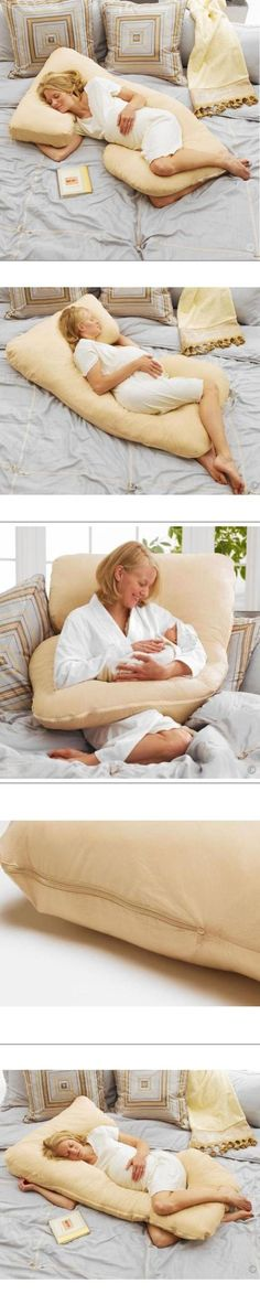 http://www.wheretobuykidstoys.com/category/nursing-pillow/ A good maternity pillow is a must-have for any mom-to-be! It's all about comfort, and the Today's Mom Cozy Cuddler can help you get a good night's rest.