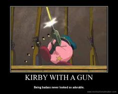 kirby funny pictures