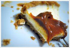:: agora que sou dona de casa ::: um escândalo de sabor: cheesecake de doce de leite havanna