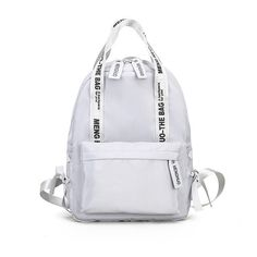 b7f6f3638870 Large Capacity Backpack Women Preppy School Bags Bags For Teens