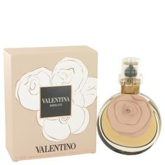 Valentina Assoluto Eau De Parfum Spray Intense By Valentino