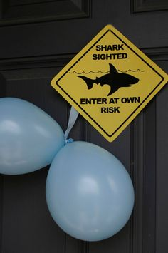 Hey, I found this really awesome Etsy listing at http://www.etsy.com/listing/109129970/shark-sighted-caution-sign-digital