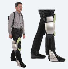 Walk Assist Robot from Toyota