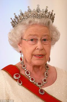 In her speech, the Queen said Germany and Britain must work hard to maintain the harmony of post-war Europe