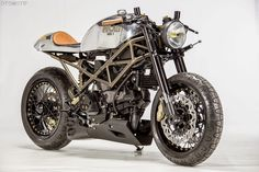Ducati Monster 1000 Cafè Racer project OTOMOTIF