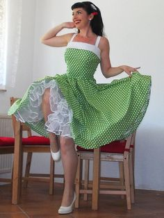 Hey, I found this really awesome Etsy listing at https://www.etsy.com/listing/231934852/pinup-dress-daisy-in-green-plus-sizes