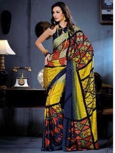 ELFIN Designer Sarees