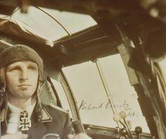 Hauptmann Herbert Kuntz