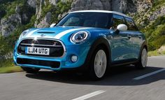 Full review of the new, more practical Mini Cooper Hardtop 4-Door��a.k.a. a five-door hatchback. Read more and see photos of the new Mini five-door at Car and Driver.- 2015 Mini Cooper S Hardtop 4-Door