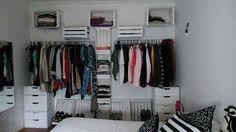 Un closet reciclado!!