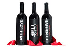 Modern House Red Wine