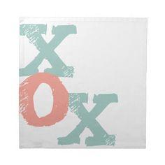seafoam green and coral wedding - xoxo