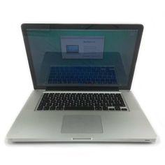 MacBook Pro Unibody 15 inch refurbished. De tweedehands Mac is in topconditie en technisch perfect. Met 24 maanden garantie, nu voor 1449,-  Voor alle specificaties kijk je op onze site #ikfix #macbook #occasion #refurbished #tweedehands #2ehands #apple