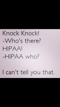 A great joke!