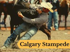 Highlights from the Calgary Stampede in Alberta.