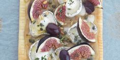 This goat cheese tart recipe from Geoffrey Smeddle is delicious to eat and very easy to make. Olives and capers add additional flavour to the puff pastry tart recipe