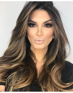 Jlo Hairstyles Inspiration Love Her Hair Color  Hairstyles  Pinterest  Hair Coloring