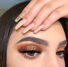 Prom makeup tips are offered on our site. look at this and you wont be sorry you did. Glam Makeup, Skin Makeup, Makeup Inspo, Makeup Inspiration, Natural Hair Mask, Natural Makeup, Natural Hair Styles, Natural Beauty, Beauty Make-up
