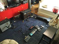 Recording #strymon#stereo
