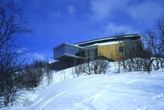 Gudmundur Jonsson Architect | Hardangervidda National Park Center