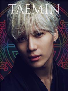 テミン 1stミニアルバム「さよならひとり」(2016年7月27日発売)初回盤(CD+DVD)