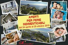 Stagione 2015 dal 24 aprile al 25 ottobre vi aspettiamo a #Ischiao