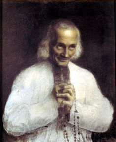Et Verbum: YOU HAVE NOT THE TIME - From A Sermon By St John Vianney
