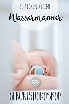 Willkommen, kleiner Baby-Wassermann! (©iStock)