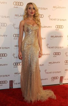 Amber Heard  at Art of Elysium Heavan Gala!