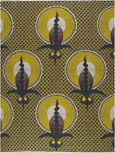 VLISCO | Véritable Hollandais | Since 1846 | Real Dutch Wax Prints - Imprimés africains