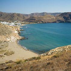PLAYA DE LAS NEGRAS. http://almeriapedia.wikanda.es/wiki/Las_Negras_(N%C3%ADjar)